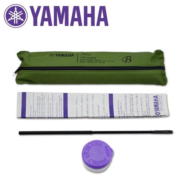 小叮噹的店- 中音直笛 YAMAHA YRA312BIII F調 英式 (YRA-312B) 日本製