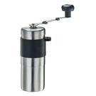 金時代書香咖啡 Tiamo 1209 攜帶型迷你不鏽鋼手搖磨豆機 黑色 HG6171BK