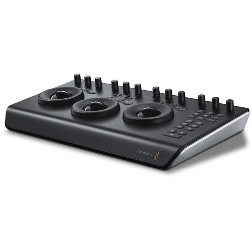 【聖影數位】Blackmagic Design DaVinci 達芬奇 Resolve Micro Panel 調色控制台 公司貨