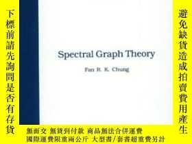 二手書博民逛書店Spectral罕見Graph Theory (cbms Regional Conference Series I
