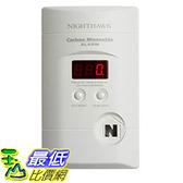 [現貨供應 1年保固] 110V with 9V Backup Kidde KN-COPP-3 Plug-In Carbon Monoxide Alarm (Bulk Packaged)