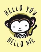 Hello You, Hello Me-A Soft Daytime Book With Mirrors 說你好 可愛布書