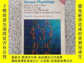 二手書博民逛書店Lecture罕見Notes on Human Physiolo