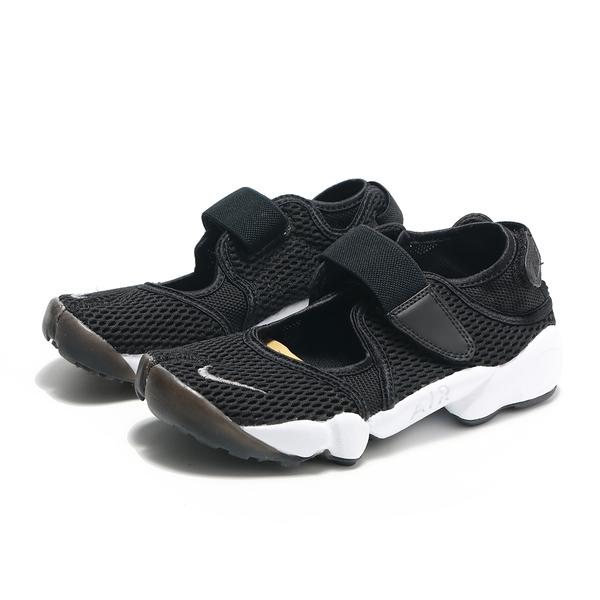 NIKE 忍者鞋 AIR RIFT BR WMNS 黑 休閒鞋 女 (布魯克林) 848386-001