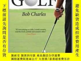 二手書博民逛書店Left-Handed罕見GolfY410016 Bob Charles Sports Publishing.