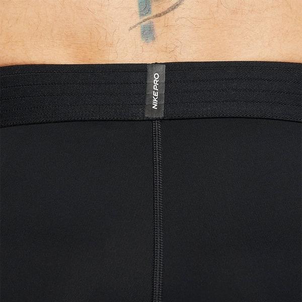 【現貨】NIKE PRO 男裝 長褲 緊身 七分 慢跑 健身 速乾 支撐 黑【運動世界】BV5644-010