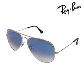 RayBan 雷朋太陽眼鏡RB3025-003/3F58