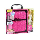 夢幻衣櫥手提禮包芭比娃娃換裝套裝大禮盒公主女孩禮物