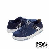 Royal Elastics Icon Washed 經典運動鞋-深海藍