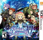 3DS 世界樹的迷宮 5:漫長神話的盡頭(美版代購)