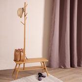 竹韻美學椅凳吊衣架組-生活工場