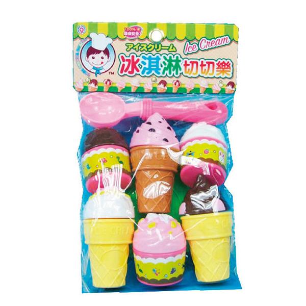 Tai Sing大生 冰淇淋切切樂 玩具反斗城