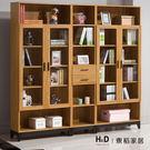 優植6.7尺組合書櫃(19JS1/840-2)/H&D 東稻家居