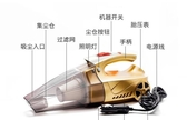 四合一車載吸塵器充氣泵汽車打氣吸力強力專用車用家用兩用多功能 教主雜物間