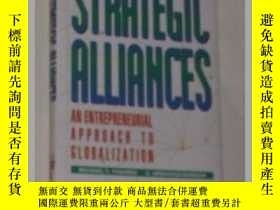 二手書博民逛書店《罕見Strategic Alliances 》M.Y. Yos