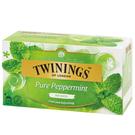 英國唐寧茶 TWININGS-沁心薄荷茶包 PURE PEPPERMINT 2g*25入/盒