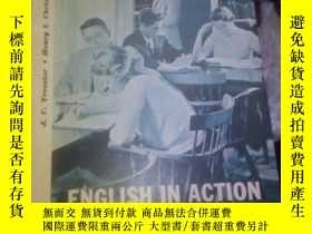 二手書博民逛書店Junior罕見English in Action(2)60年精
