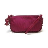 Dior 迪奧 桃紅色帆布斜背側背包 CM0077【二手名牌BRAND OFF】