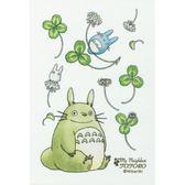 【拼圖總動員 PUZZLE STORY】藝術系列-酢漿花開 日系/Ensky/龍貓/150P/迷你