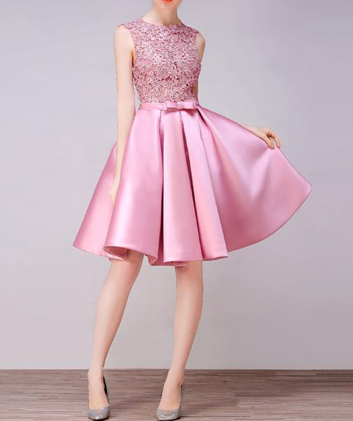 (45 Design) 洋裝禮服婚禮洋裝伴娘禮服洋裝小禮服中長禮服小洋裝蕾絲洋裝媽媽禮服10