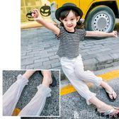 兒童防蚊褲 女童防蚊褲童裝夏裝韓版薄款兒童空調褲子小女孩寶寶下裝 寶貝計畫