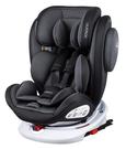【預購-9月初到貨】Osann Swift360 isofix 0-12歲360度旋轉汽座 -銀河灰 /汽車安全座椅
