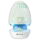 【鼎立資訊】KINYO 雷光彈 LED 炫光 立體聲 喇叭 US180 USB供電,隨插即用