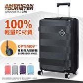 Samsonite 新秀麗 AT 美國旅行者 行李箱 24吋 GF6 雙排輪 旅行箱 Groovista 詢問另有優惠