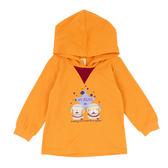 【愛的世界】純棉連帽上衣/6~8歲-台灣製- ★秋冬上著