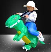 玩具 恐龍充氣服裝兒童玩具服裝可以騎行霸王龍坐騎