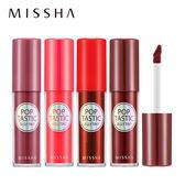 韓國 MISSHA 乾燥花果凍唇釉 5g 唇彩 唇蜜 唇釉