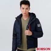BOBSON 男款鋪棉棒球外套(38035-53)