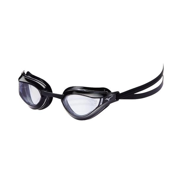 Mizuno 美津濃 泳鏡 度數眼鏡 N3TE951109 黑 [陽光樂活](C2)
