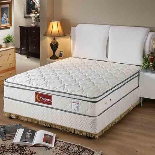 馬斯奈609三線乳膠硬式床墊雙人加大6*6.2尺