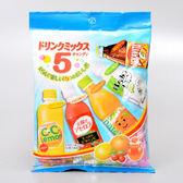 日本【羅德】五種飲料糖果  80g(賞味期限:2019.01)