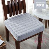 冬季海綿加厚坐墊椅子墊保暖辦公室學生增高椅墊子汽車座墊餐椅墊