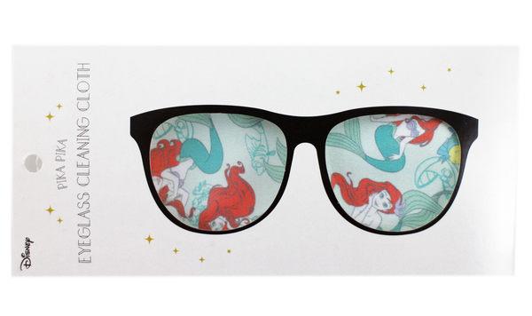 【卡漫城】 小美人魚 拭淨布 ㊣版 鏡頭 手機 螢幕 擦拭布 眼鏡布 拭鏡布 擦拭布 Mermaid 愛麗兒 Ariel