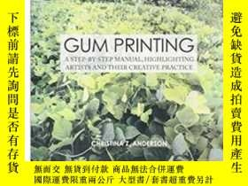 二手書博民逛書店Gum罕見Printing:Step-by-step manua