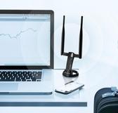 WiFi 接收器磊科台式機wifi千兆無線網卡 5g雙頻筆記本電腦usb網絡接收器1200MDF全館 萌萌