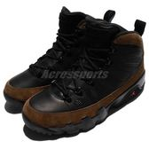 Nike Air Jordan 9 Retro Boot NRG Olive 黑 咖啡 靴子 男鞋 喬丹 9代【PUMP306】 AR4491-012
