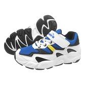 《Diadora》兒童 運動鞋 藍白色 DA11029