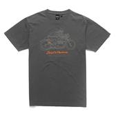 Deus Ex Machina Motor Meet Tee T恤 - 深灰