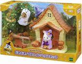 日本EPOCH 森林家族 森林家族萬聖節房屋組_EP28890