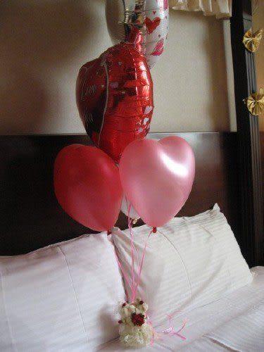 情意花坊網路花店!生日快樂HOTEL氣球佈置~專人現場佈置大台北縣市~只要2000元