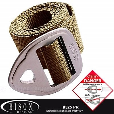 BISON Danger Belt 腰帶 # 525 PR【AH24060】i-Style居家生活