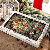 聖誕節禮物擺件裝飾場景布置禮品【南風小舖】