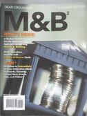 【書寶二手書T1/大學商學_WGR】M&B:Student Edition_Croushore