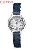CITIZEN Wicc夏季限定廣告款原廠公司 (KH4-912-10)少女系列太陽能腕錶24mm
