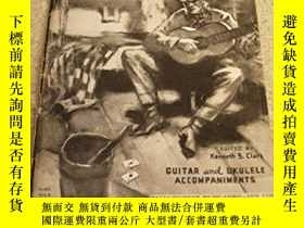 二手書博民逛書店The罕見Cowboy Sings Songs Of The R