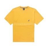 Kangol 短袖T恤 Casual Tee 黃 藍 男款 袋鼠 口袋T 短T 運動休閒 【PUMP306】 6021100862
